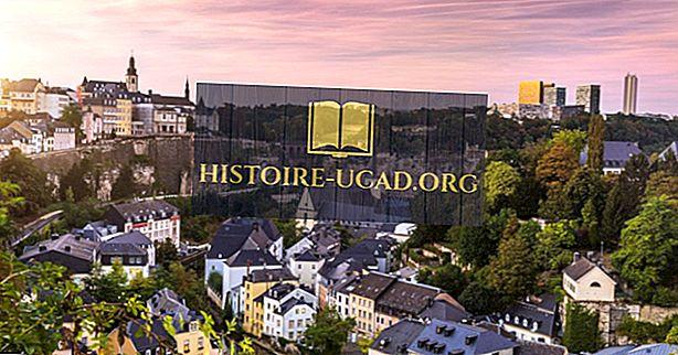 Was ist die Hauptstadt von Luxemburg?