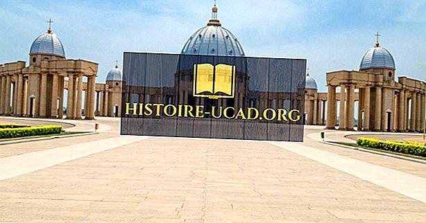 Kaj je prestolnica Slonokoščene obale?