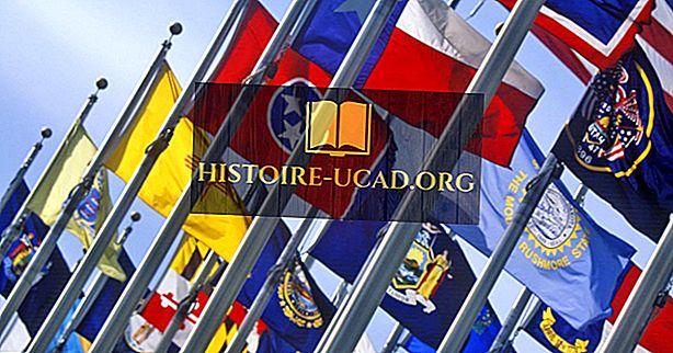 Lista de estados por data de admissão