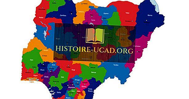 Quantos Estados tem a Nigéria?