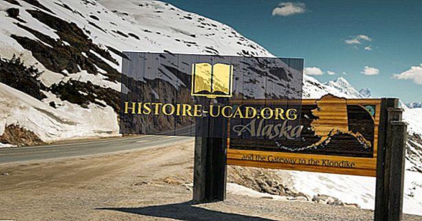 Ali je Aljaska kdaj pripadala Kanadi?