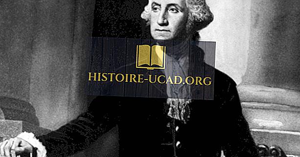 Ali je George Washington imel lesene zobe?