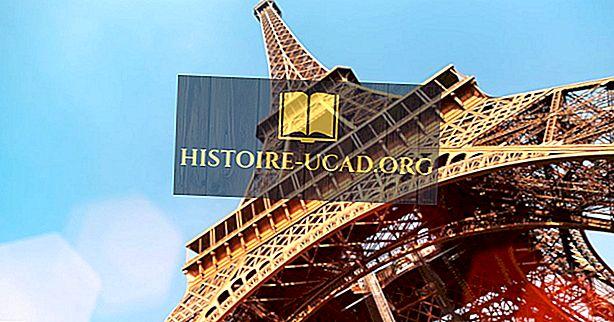 Milliseid materjale kasutati Eiffeli torni ehitamiseks?
