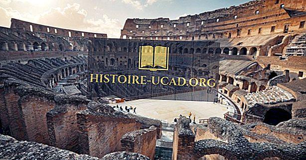 De ce a fost construit Colosseumul?
