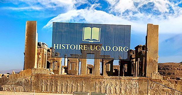 Milline linn oli Pärsia impeeriumi pealinn?
