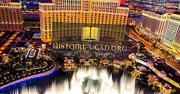 Hvor mange hotelværelser er der i Las Vegas?