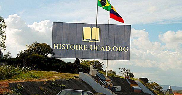 Které země hraničí s Brazílií?