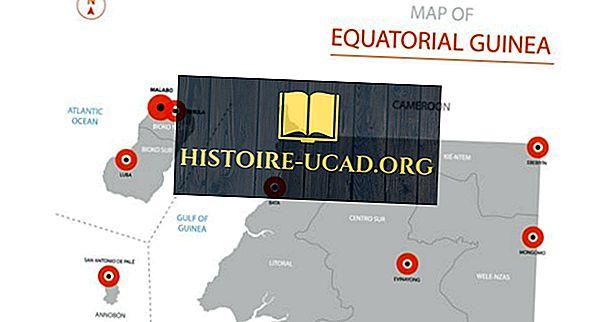 Millised riigid piirnevad Ekvatoriaal-Guineaga?