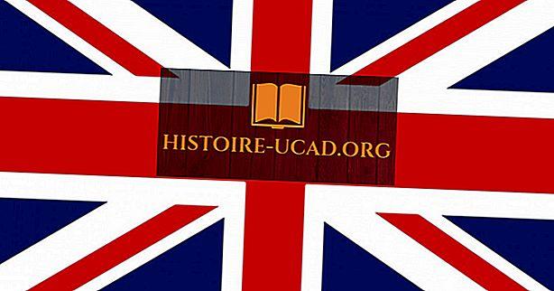 Tại sao Cờ Anh được gọi là Union Jack?