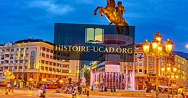 Makedoniens kultur