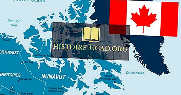 Hol van a kanadai Északi-sarkvidék?