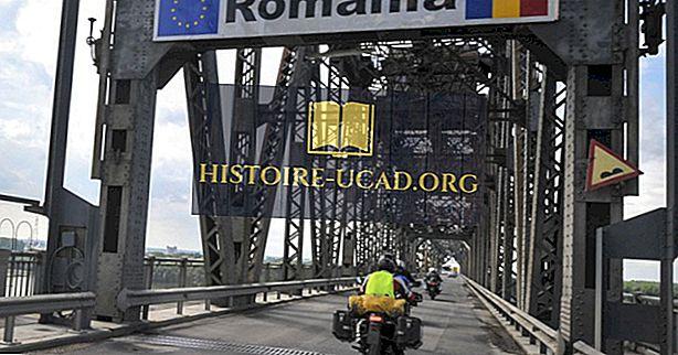 Какие страны граничат с Румынией?