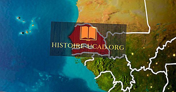 Které země hraničí se Senegalem?