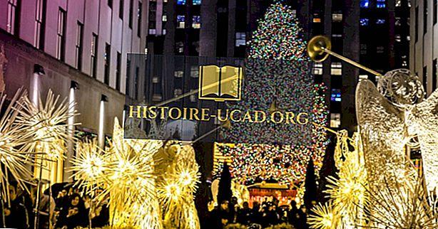 크리스마스에 가장 많이 소비하는 국가들