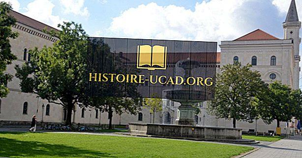 Največje univerze v Nemčiji
