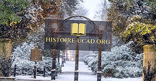 Sneeuwt het in Georgië?