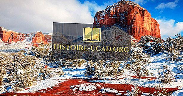 Fait-il de la neige en Arizona?
