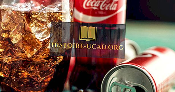 Országok, ahol nem találja a Coca Cola-t