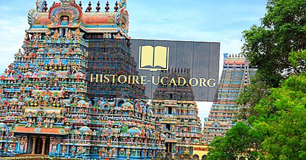 Где говорят на тамильском?