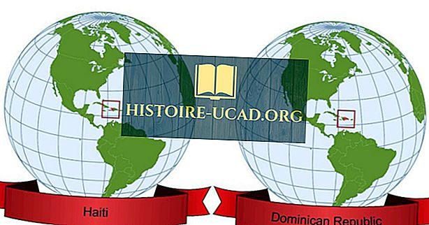 Které země tvoří ostrov Hispaniola?
