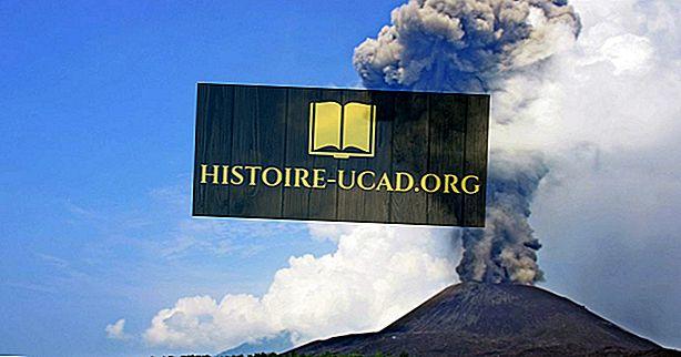Kapan Krakatau Meletus?