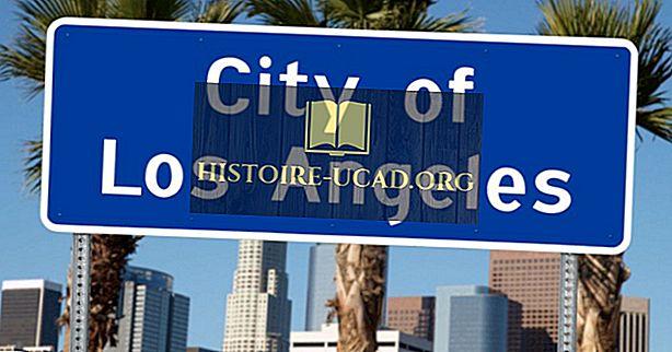 Kje je Los Angeles dobil svoje ime?