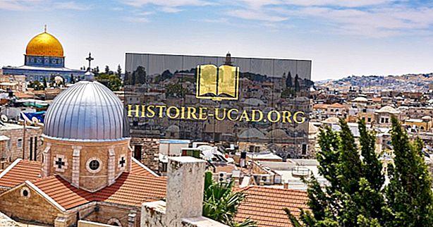 Kurā valstī atrodas Jeruzaleme?