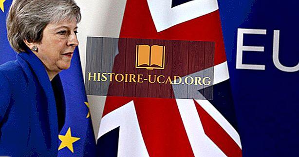 Euroopa Liidust lahkunud riigid