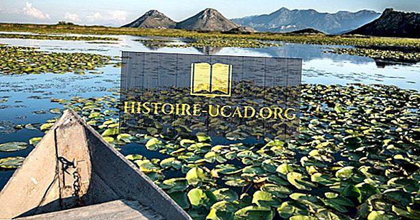 Ποιες χώρες μοιράζονται τη λίμνη Skadar;