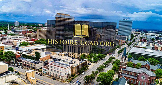 Най-големите градове в Южна Каролина