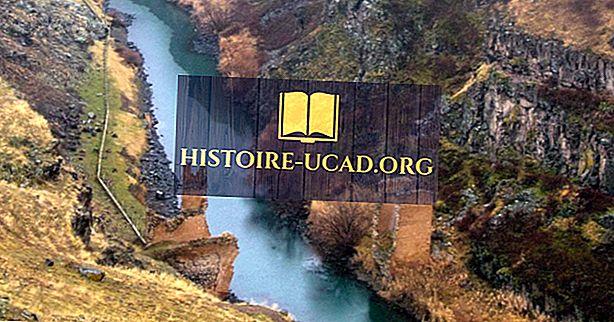 Najduže rijeke u Armeniji