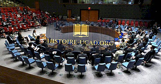 BM Güvenlik Konseyinin Beş Daimi Üyesi