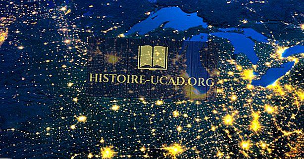Kas ir Amerikas Savienoto Valstu Megaregions?