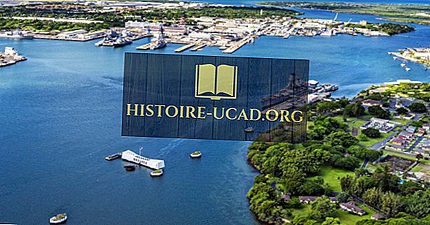 Auf welcher Insel liegt Pearl Harbor?