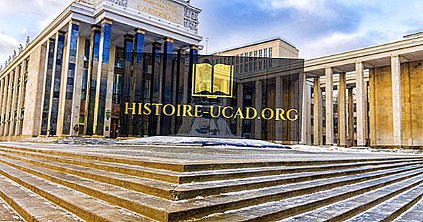 Les plus grandes bibliothèques du monde