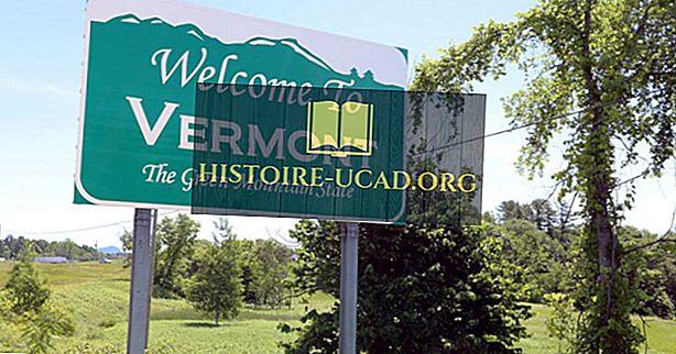 Quels États frontaliers du Vermont?