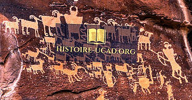 Što je petroglif?