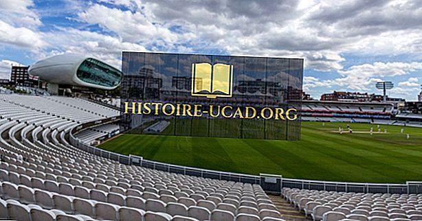 10 sân chơi cricket lâu đời nhất trên thế giới