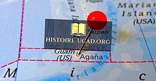 ¿Dónde está Guam?  ¿Es Guam un país?