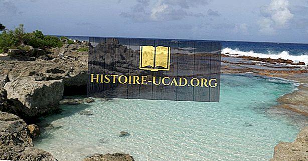 جزر ماريانا الشمالية - جزء من الولايات المتحدة؟