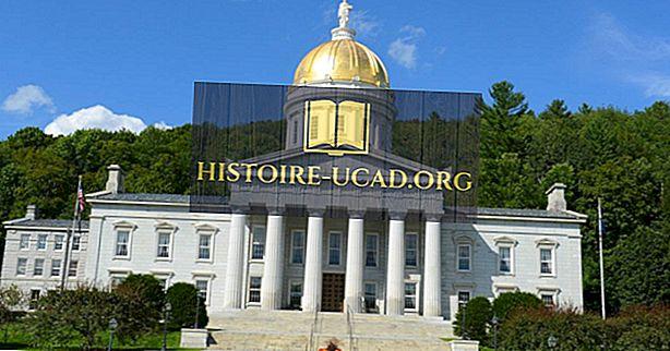 Kada je Vermont postao država?