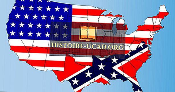 Quais estados estavam na Confederação?