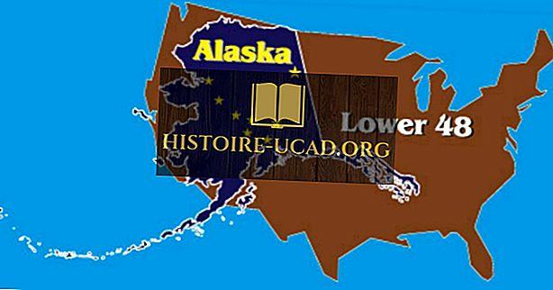Je li Aljaska veća od Teksasa?