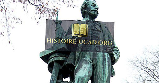 Kdo je oblikoval kip svobode?