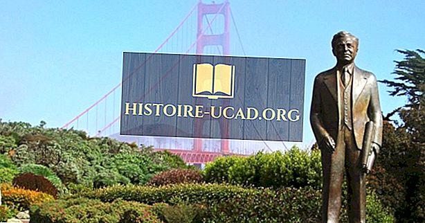Siapa yang Mendesain Jembatan Golden Gate?