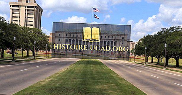 Největší univerzity v Texasu