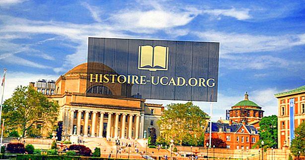 10 pessoas famosas que foram para a Universidade de Columbia