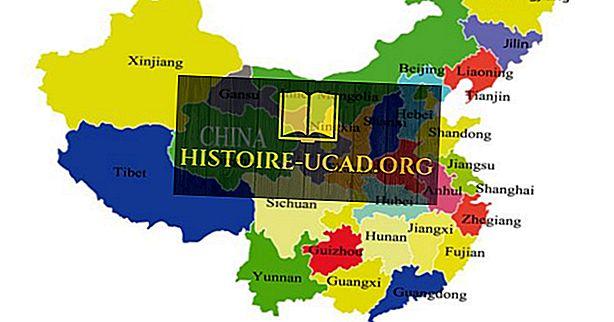 Kineske provincije stanovništvom