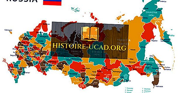 Što su federalni subjekti Rusije?