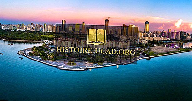 Thủ đô của tỉnh Hải Nam của Trung Quốc là gì?